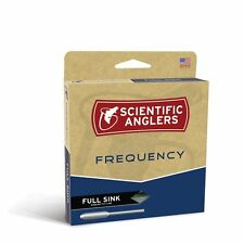 Scientific Anglers  Frequency Fly Line Sink TipYel/Dk Grn WF-8-F/S 117272