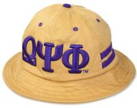 686771a07dc OMEGA PSI PHI FRATERNITY BASEBALL HAT PURPLE OMEGA PSI PHI CAP HAT ...