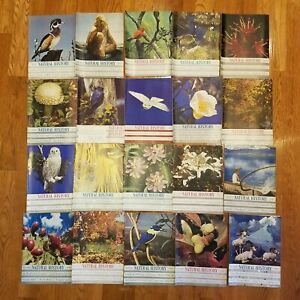 Natural History Magazines 20 Issues Lot Vintage 1944 to 1947 Various Months