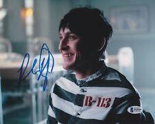Television Autographs-original Robin Lord Taylor Signed 8x10 Photo Gotham Beckett Bas Autograph Auto Coa Q