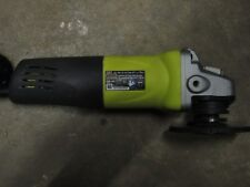 "Ryobi AG4031G 4 1/2"" Barrel Grip Corded Angle Grinder 5.5A 120V with 4"" Wheel"