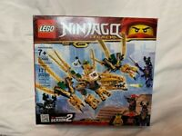 Lego 70666 LEGO NINJAGO Legacy Golden Dragon NEW FACTORY SEALED