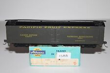 Ho Scale Athearn 5335 Fruit Growers Express 50' Single Door Reefer X602 L1588