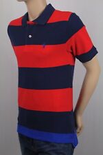 Childrens Polo Ralph Lauren Navy Red Blue Pony Shirt NWT