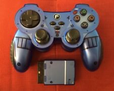 Futuretronics Wireless PlayStation 2 Controller - Sony Ps2 - FUT-9230 - Blue
