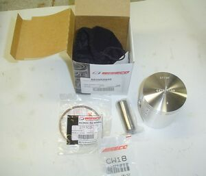WISECO 605M06850 251cc FORGED OVER BIG BORE PISTON YAMAHA YZ250 WR250 YZ250WR P2