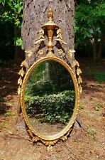 Vintage La Barge Gold Gilded Mirror