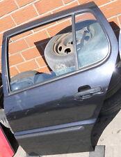 VW Polo 6N 6N2 Tür hinten links schwarz LC9Z 4-Türer