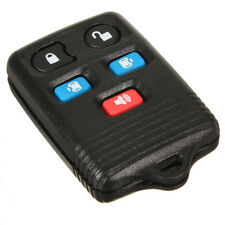 5 Button Remote Key Keyless Shell Case & Rubber Pad For Ford Lincoln Mercury US