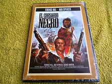 EL CORSARIO NEGRO - Terence Hill / Bud Spencer - Precintada