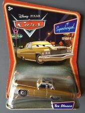 DISNEY CARS - TEX DINOCO - NEW / VERY RARE SUPERCHARGED PACK