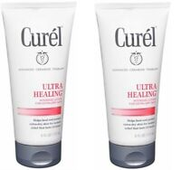 Curel Ultra Healing Intensive Lotion 6 oz (Pack of 2)