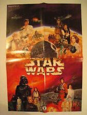 STAR WARS Dark Horse comics STAR WARS 1996 ADAPTATION Promotional Poster