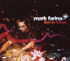 MARK FARINA - LIVE IN TOKYO (New & Sealed) Live Mix Dance House DJ Sneak J West