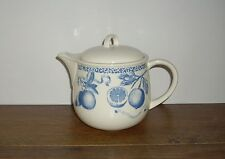 "Vintage Royal Tudor Ware Tea Pot (Approx 6"")."