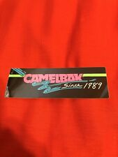 Vintage Camelbak Since 1989 Sticker Decal New Rare