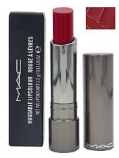 Lápiz Labial Mac HUGGABLE Lipcolour ~ necesidad Rojo ~ Nuevo y Sellado rápida libre de Reino Unido P&p