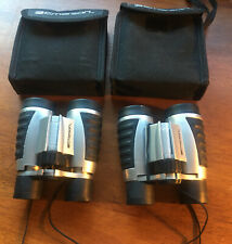 💎 Emerson Binoculars w/ Carrying Pouch 💎. Lot Of 2 Pairs No Box