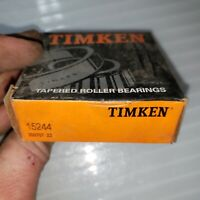 NIB TIMKEN A6067 TAPERED ROLLER BEARING A 6067 17 mm ID NEW