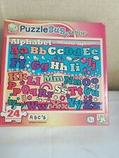 Colors / Puzzle Bug Learning / 24 Piece Puzzle / 2011 / New
