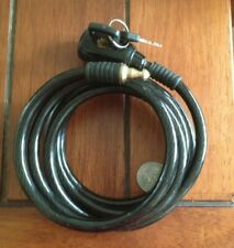6' Double Key Bicycle Bike Lock