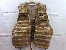 Kampfweste, Vest Tactical Load Carrying Desert DPM von 2007, Britisch GB UK