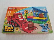 3596 Lego Duplo Bob the Builder MUCK CAN DO IT Building Set Sealed Bulldozer Toy