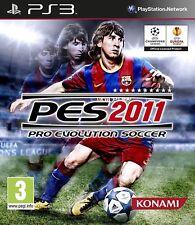 Pro Evolution Soccer 2011 per ps3