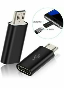 8pin iPhone Female To MICRO USB Male ADAPTER CONVERTER CHARGER
