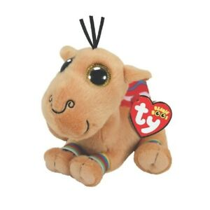 Ty Beanie Boos 36223 Jamal the Orange Camel Boo Regular
