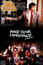 MIND YOUR LANGUAGE COMPLETE SERIES 1-3 DVD Comedy TV Season 1 2 3 UK Rel New R2