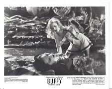 Buffy The Vampire Slayer 1982 Kristy Swanson Original Press Photo Stake