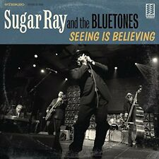 Sugar Ray & The Bluetones-seeing is believing CD NUOVO