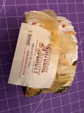 Fabric Natural Beauty precut strip roll, 40 strips