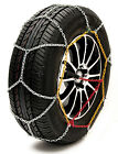 "Sumex Husky Winter Classic Alloy Steel Snow Chains for 15"" Car Wheel Tyres -PAIR"