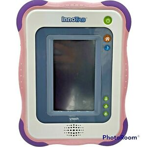 Vtech Innotab Pink lot with Disney Princess game with Stylist