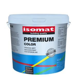 ISOMAT PREMIUM - White - 20,000 Scrub Durable Matt Emulsion
