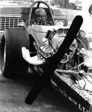 """""""Hemi Hunter"""" Chevy Powered 1971 """"Slingshot"""" Top Fuel Dragster PHOTO!"""