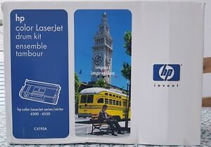 HP C4195A Image Drum Boxed Sealed.