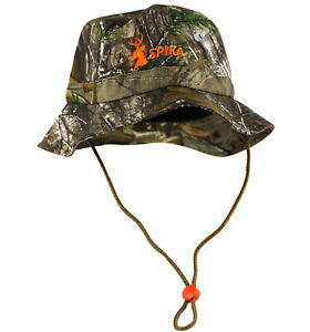 Spika Camouflage Bucket Hat H-308 One Size Suits Most