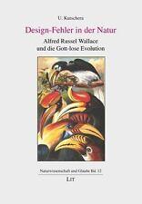Design-Fehler in der Natur von Ulrich Kutschera (2013, Taschenbuch)