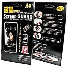 Handy Displayschutzfolie + Microfasertuch für HTC HD Mini
