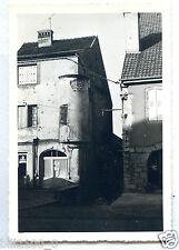 Haute-Saône . VILLLERSEXEL . photo 1950/60 . magasin . commerces