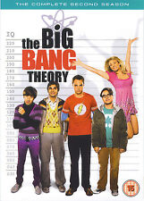 The Big Bang Theory : Season 2 (4 DVD)