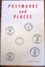 G. HARLAN ~ POSTMARKS & PLACES~EARLY COLORADO/SAN LUIS VALLEY MAIL ROUTE HISTORY