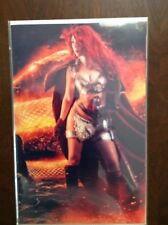 RED SONJA #2 CVR E 1:10 COSPLY VIRGIN INCENTIVE Variant Dynamite Comics NM 2017