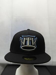 NWS Brooklyn Jeffes Cyclones New Era 59fifty Blackout 7 1/4 MiLB Copa