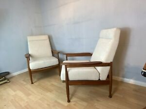 A Stunning Pair  Of Guy Rogers Manhattan Chairs ,delivery Available