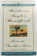 Barbara Taylor Bradford Love in Another Town Audio Book Cassette Tape