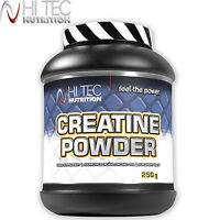 Creatine Powder 250g Monohydrate Muscles Growth Anabolic Recovery Build Muscle